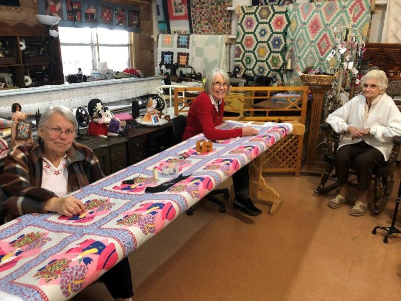 Levy County Quilting Museum 1